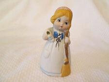 Vintage Bell Jasco Bisque Porcelain Merri-Bell 1978 Cinderella