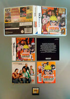 Nintendo Ds Naruto Ninja Council European Version