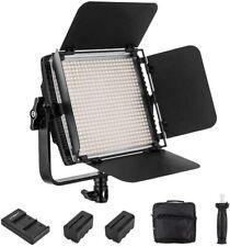 UTEBIT Professional Bi-color LED Video Light for Studio