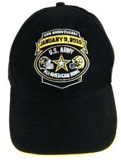 U.S. Army All-American Bowl 10th Anniversary January 9 2010 Strapback Hat New