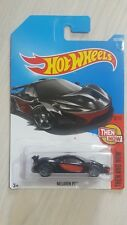Hotwheels 2015 Then and Now McLaren P1