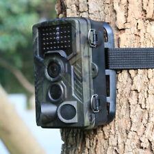 HC800A 16MP 1080P HD Video Hunting Camera Night Vision 42LED IR Trail Cam Trap