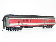 HO Rivarossi SEABOARD ORANGE BLOSSOM Streamlined RPO Passenger Car SAL 112 MCH54