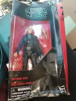 "Star Wars The Black Series #79 Dryden Vos 6"" Action Figure"