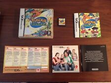 Pokemon Ranger - Nintendo DS - PAL España - completo y puntos VIP sin rascar!!