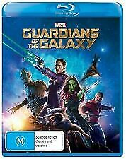 GUARDIANS OF THE GALAXY BLU RAY - NEW & SEALED MARVEL FREE POST