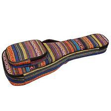 10MM Padded Ukulele Cases for Concert Ukulele Country Style Ukulele Gig Bags