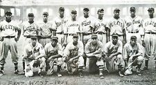 1939 NEGRO LEAGUE ALLSTARS YOUNG JOSH GIBSON AND MANNY MORE GREATS 8X10 PHOTO