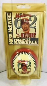 Vintage 1998 St. Louis Cardinals Limited Edition Mark Mcgwire Base Ball  m27