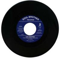 "LOU COURTNEY I Don't Need Nobody Else NEW MODERN SOUL 45 (SOUL BROTHER 7"" LISTEN"