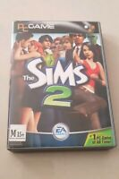 The SIMS 2 - PC Game 2004 Complete 4 CD's and Manual Insert Excellent Condition.