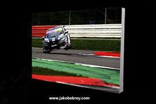 BTCC 2020 Michael Crees Art Motor Sport Canvas