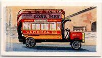 "1907 London Electrobus Company ""Battery Bus"" England  Vintage Trade Ad Card"