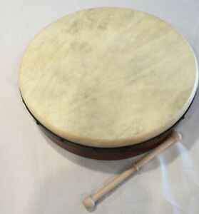 "Waltons Traditional Irish 15"" Bodhran Players Pack (Incl Bodhran, Beater, & Bag)"