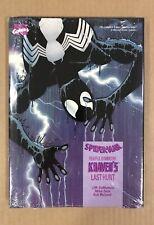 Spider-Man Fearful Symmetry Kraven's Last Hunt HC (Marvel 1989) Sealed 1st Print