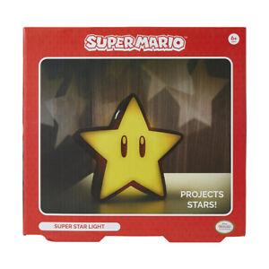 Super Mario Bros. Super Star Light Paladone. Official Nintendo Licensed Product