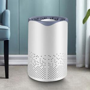 USB UV Air Purifier True HEPA Filter Air Cleaner Eliminator Home Room Office New