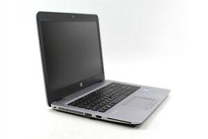 "14"" HD HP EliteBook 840 G3 Core i5-6300U 2.4GHz 8GB RAM NO SSD NO OS"