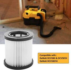 For DeWalt DCV5801H DCV580 Wet Dry Vacuum Replacement Filter Hepa Filter