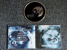 WISH - Monochrome - CD