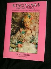 """New listing """"Lenci Dolls -Toys of the Rich and Famous, 1920-1940"""" by Helen Nolan (1986 Oop)"""