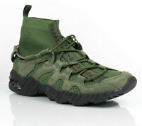 Asics Tiger Gel-Mai Knit MT Olive Green Sneakers 1193A059 300 Men's Size 10