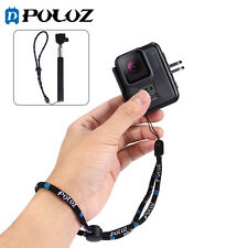 PULUZ 23cm Adjustable Hand Wrist Lanyard Strap For GoPro HERO 6  5 5 Session 4