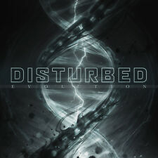 Disturbed Evolution Deluxe Edition CD Album