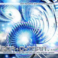 Goa-Cytopia v.1 - Prahlad, Servellen and Dr. Spook [Goa Trance / Rare / Import]