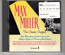 (HG976) Max Miller, The Cheeky Chappie - 1990 CD