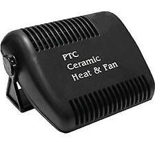 150w 12v Ceramic Car Auto Heater Defroster 2in1 Hot & Cool Fan Van Dual Setting