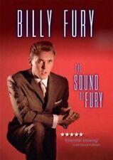 Billy Fury The Sound of Fury DVD 2015 Documentary Region 2