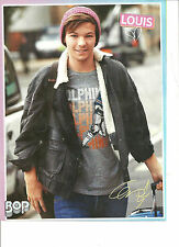 One Direction, Louis Tomlinson, Full Page Pinup