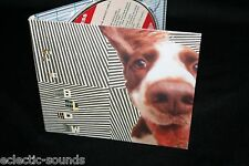 THE BLOW Concussive Caress CD K Records Caught Her Mom INDIE Kill Rock Stars
