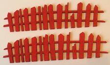 Wooden Elf Fence - Christmas Elf Door Accessory