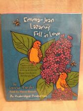 Emma-Jean Lazarus Fell in Love By Lauren Tarshis CD Unabridged Audiobook NEW! Z2