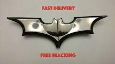 Batman Money Clip Folding Batarang Magnetic Dark Knight Metallic Black Wallet