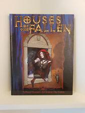 Houses of the Fallen, Demon: The Fallen, Hardcover, RPG, White Wolf