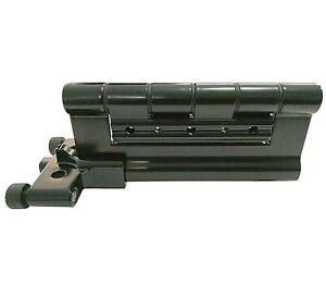 Top Guide Bi Folding Door Black Smart Visofold 1000 Hinge Bifolding Slide Fold
