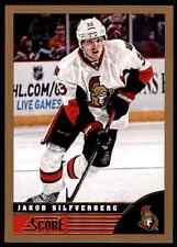 2013-14 Score Gold Jakob Silfverberg #359