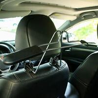 Auto Car Seat Headrest Clothes Coat Jacket Suit Stainless Metal Hanger Holder *