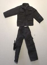 """12"""" Figurine Outfit Including Gun & Holster"""
