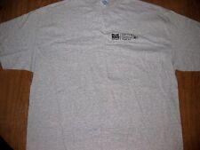 BLUE MAN GROUP Megastar Tour 2 concert T shirt road crew 2006 Off-Broadway 3X