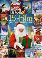 15-Film Christmas Collector's Set (DVD, 2013) Brand New Sealed