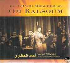 """Instrumental"" Om Kolthoum Melodies: el Ward Gamil, Lesa Faker Classic Arabic CD"