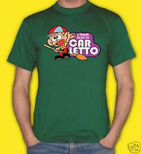 T-shirt CARLETTO IL PRINCIPE DEI MOSTRI, mostruosa!
