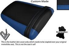 Royal Blue & Negro Custom encaja Honda Cbr 600 Rr5 rr6 05-06 trasera cubierta de asiento