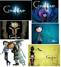 *****6 GREAT CORALINE *T SHIRT *  ***FABRIC/T-SHIRT IRON ON TRANSFERS