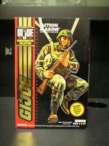 MIB GI Joe Action Marine Commemorative Collection Figure