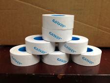 Genuine Garvey Labels For Price Gun 22-6 22-7 22-8 White 50 Rolls 4) Ink Rol